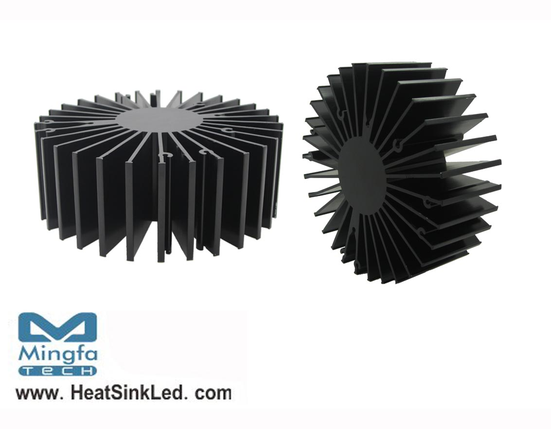SimpoLED-ADU-13550 for Adura Modular Passive LED Cooler Φ135mm