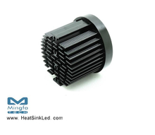 xLED-SHA-4530 Pin Fin LED Heat Sink Φ45mm for Sharp