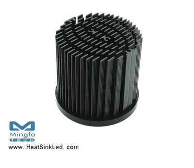 xLED-NIC-7050 Pin Fin Heat Sink Φ70mm for Nichia