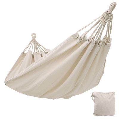 Amazon Top Seller Garden Patio Cotton Polyester Hammock
