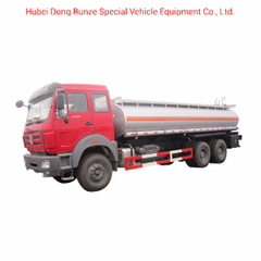 North Benz / Beiben off Road Tanker /18000- 22000 Liters Oil Tank Truck