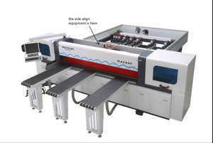 Features of woodworking cnc beam saw
