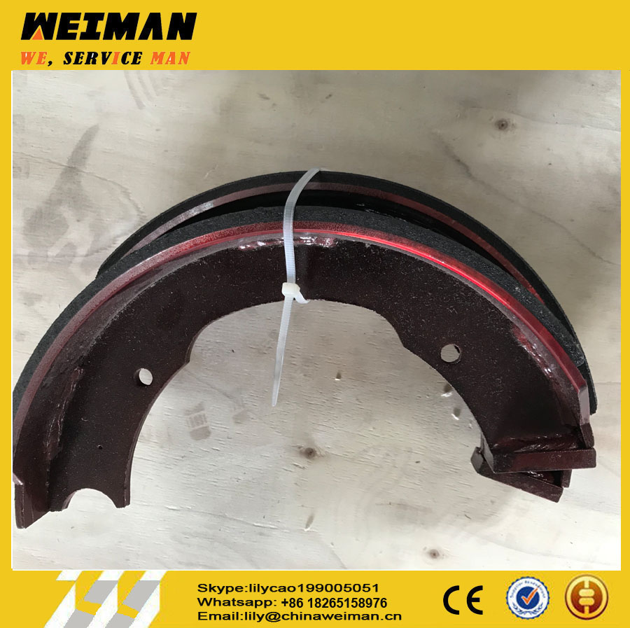 SDLG LG958L Wheel Loader ZF 4WG200 Transmission Parts Brake Shoe 0899202438 7200002210