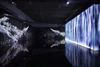 Magic Holo Gauze 3D Holographic mesh screen Up to 9 meters