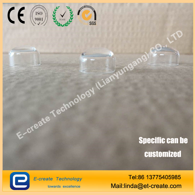 UV LED quartz lens