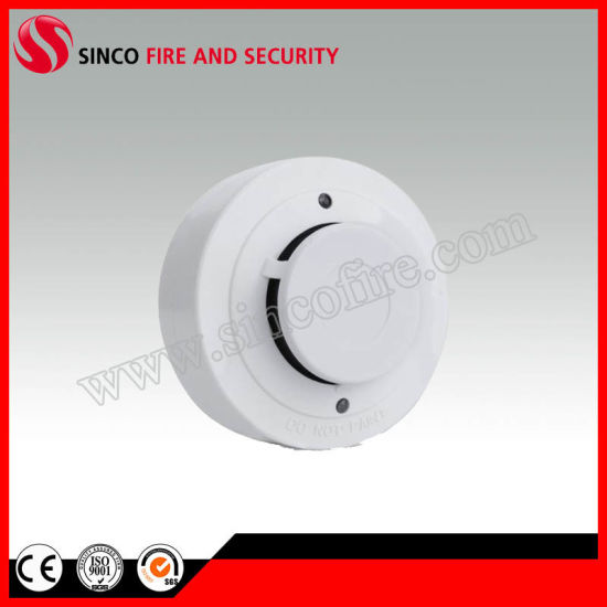 Wired Conventional Photoelectric Smoke Alarm/Optical Smoke Detector