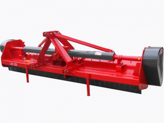 1JH-350 Chop Straw Counters-field Tiller Set