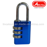 Aluminium Alloy Colour Combination Padlock (530-303)