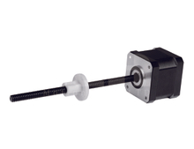NEMA 17 Linear Stepper Motor