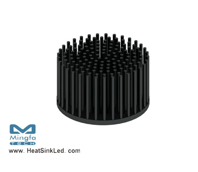 GooLED-GE-8665 Pin Fin Heat Sink Φ86.5mm for GE