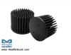 GooLED-VOS-6850 Pin Fin Heat Sink Φ68mm for Vossloh-Schwabe