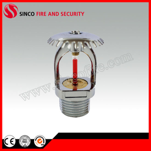 Quick Response Fire Sprinkler Head for Fire Fighting