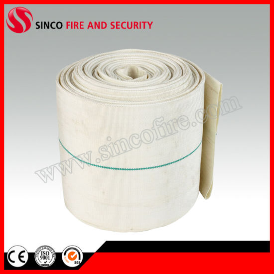 Flexible PVC Canvas Water Hose Pipes