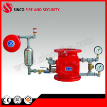 Factory Price Wet Fire Alarm Valve