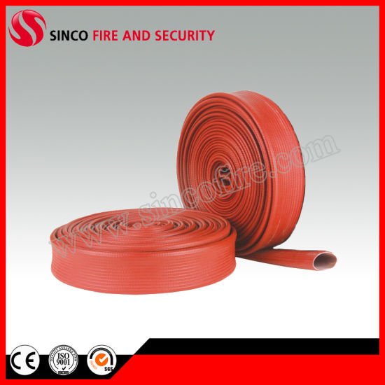 Double Jacket PU/Rubber Fire Proof Flexible Hose