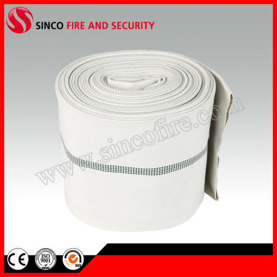Colorful Lined PVC Engineering Fire Hose