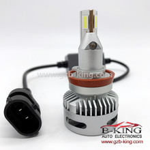 9-30V 40W 5000lm compact H8 H11 car LED headlight bulb for projector lens
