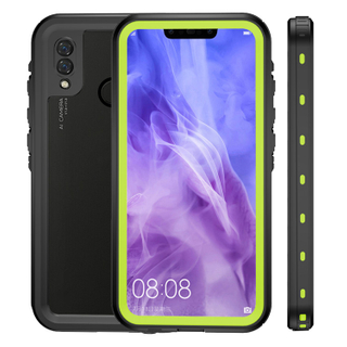 High quality pc tpu dustproof shockproof smart cell phone cover ip68 underwater waterproof mobile phone case for Huawei Nova 3