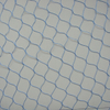 Polyester sky blue color 30gsm ornamental netting used to create simple decorative partitions