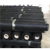 HDPE 15gsm black color pond net with peg, applied for pond, cover the pond,