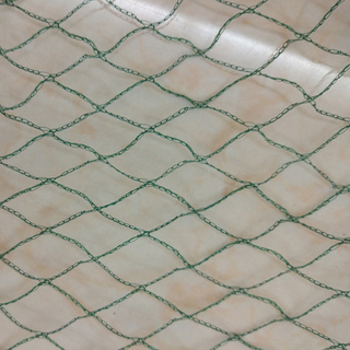 HDPE 18gsm 10X4M greencolor Anti Bird Net