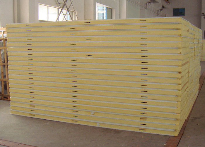 Industry Cold Storage Galvanized Steel Plate with PU Composite Sandwich Panel,Cold Room