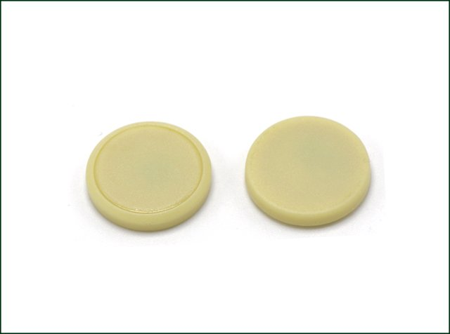 Waterproof RFID Coin Tag for Dusty Environment