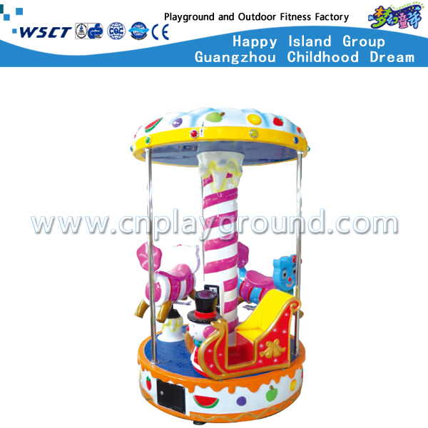 HD-10904 Amusement Park Children Carousel Play Equipment