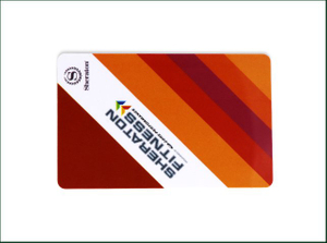 13.56MHZ Contactless Plastic PVC RFID Smart IC Card For Access Control