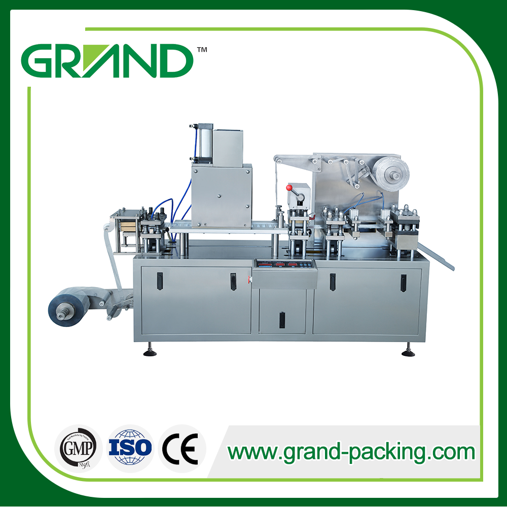 blister packaging machines manufacturers
