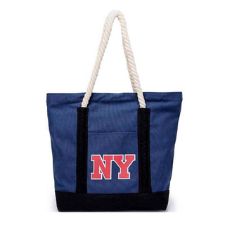 The perfect larger size beach bag Cruiser Canvas Tote Bags