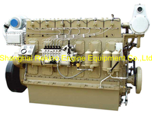 275HP 1000RPM Weichai medium speed marine diesel engine (R6160ZC275-1)