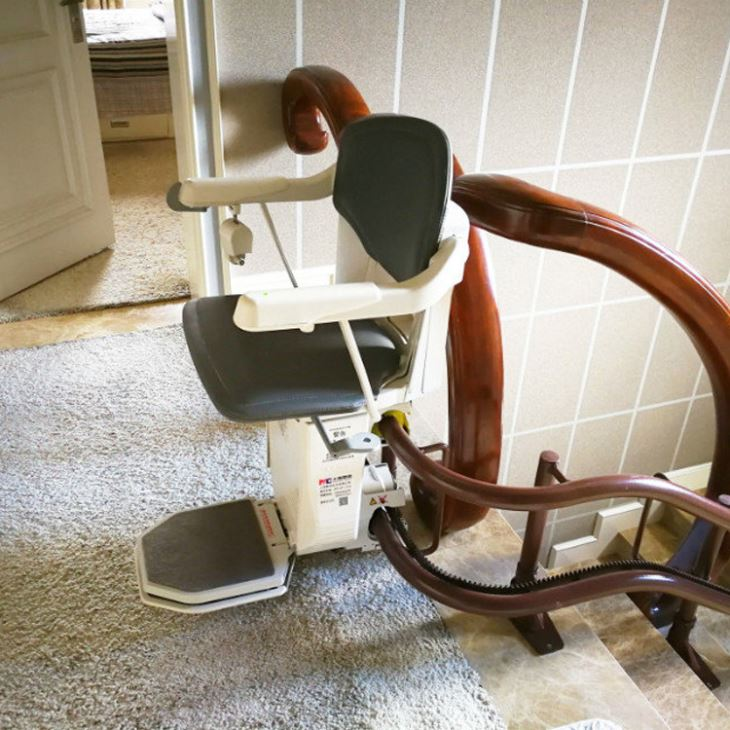 Curved Track Stair Lifts
