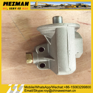 Good Quality Ooil Filter Housing 4110002247042 for Wheel Loader