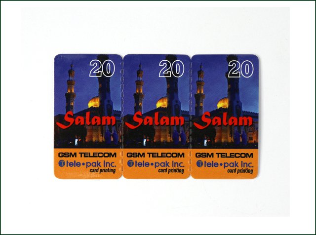 Customized Design Security Scratch Off Lottery Card with Serial Number
