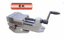 EK MACHINE VISE WITH SWIVEL BASE