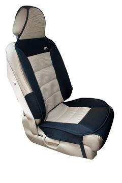 AGR fashion variant of seat cover HY-556-BR blue and brown