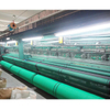 HDPE 200gsm green and black color scaffold net