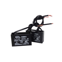 CBB61-450VAC-1uF Double lead