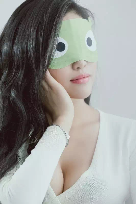 Warmer Eye Mask with animal shapes