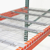Safety Welded Wire Mesh Decking for Pallet Flared Channel Type