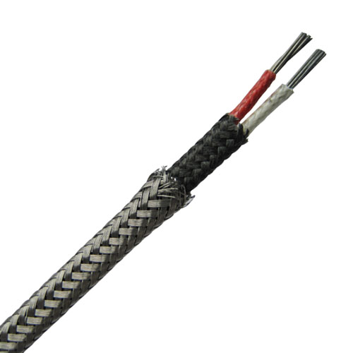 Metal Covered Thermocouple Wire