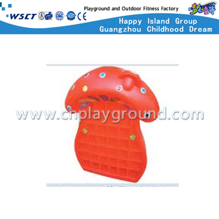 Red Plastic Pilz Modell Cup Holder für Kinder (M11-07406)