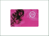 Contactless RFID IC Four Color Printing Card for Traffic
