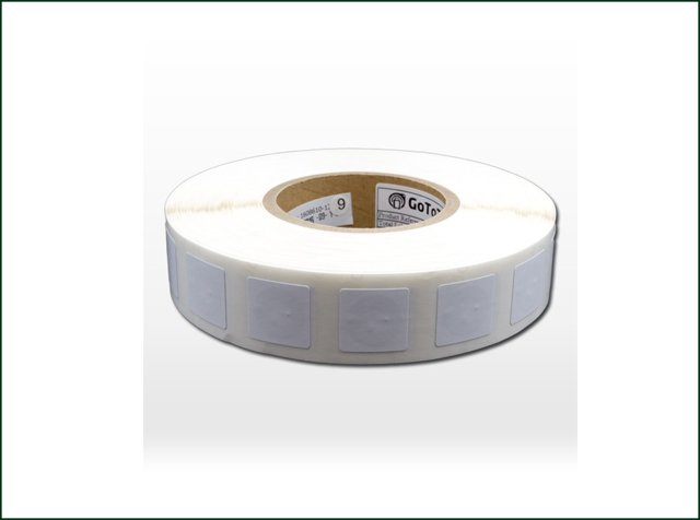Programable NFC Sticker Ntag213 Printed Label