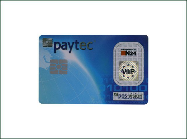 Custom Printing Plastic RFID IC Chip Card for Member Access Control