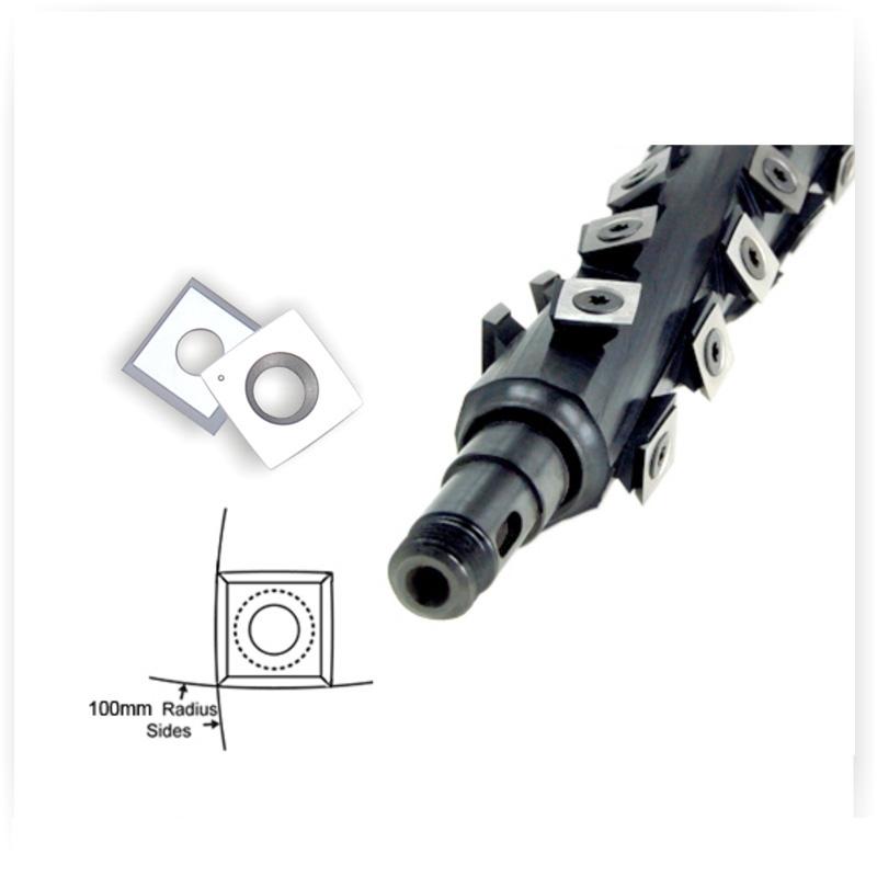 carbide inserts R100