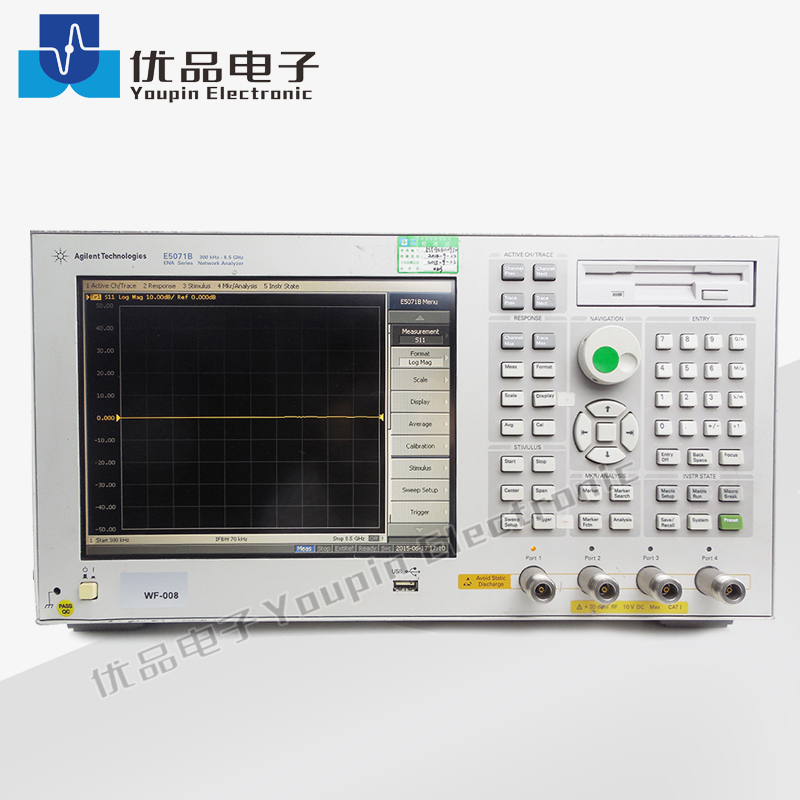 Agilent Network Analyzer Calibration Kit : Keysight agilent e b ena rf network analyzer buy