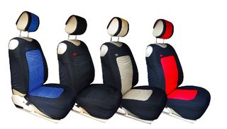 Simple style rear covers seat covers