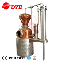 500l hot sale used vodka turn key distillery
